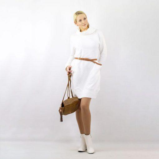 Kleid Agneta Schnittmuster Zierstoff5