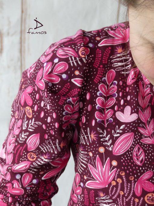 Schnittmuster Jersey Shirt Jenna Zierstoff 1