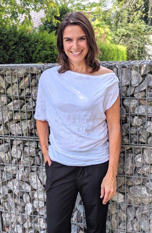 Zierstoff Schnittmuster Jerseyshirt Rhoda Damenshirt1