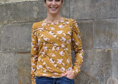Schnittmuster Shirt Jenna Zierstoff