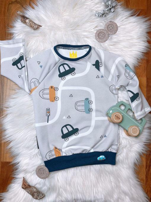 Schnittmuster Shirt Raglan Erik - 4 (1)