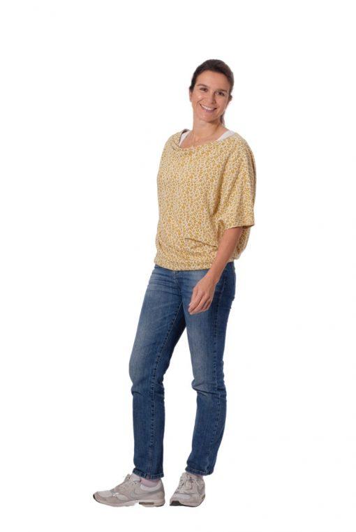 Schnittmuster-Shirt-Rhoda-Damenshirt