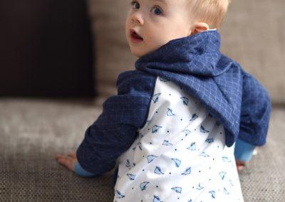 Schnittmuster Zierstoff Kinder Shirt Zipfelmütze Erik3