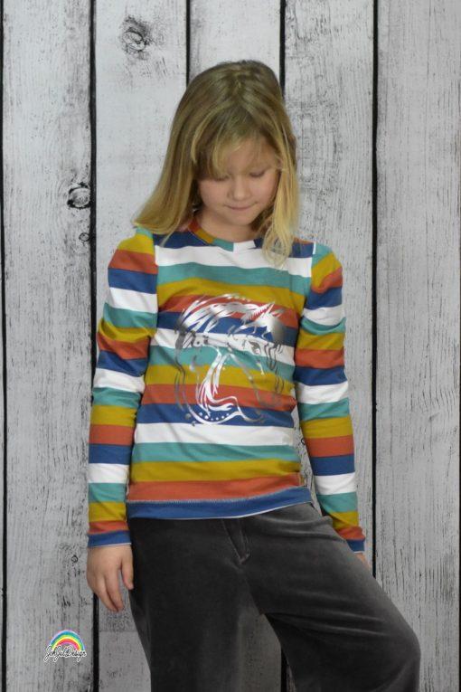 Zierstoff Schnittmuster Kindershirt Jenna selber nähen01