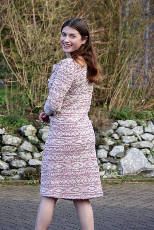 Zierstoff Schnittmuster Kleid Jerseykleid Jessica3