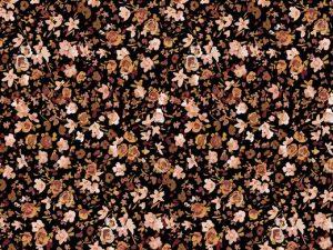 08662.014 Jersey Blumen Minimal Print