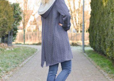 Schnittmuster Damenjacke Jacke Almuth Zierstoff Sweatshirtjacke3