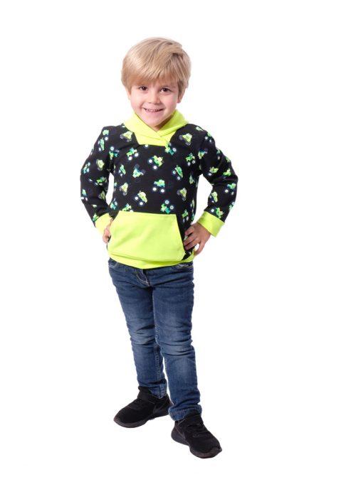 Schnittmuster-Kindershirt-Robin-Jerseyshirt-jungs-nähen