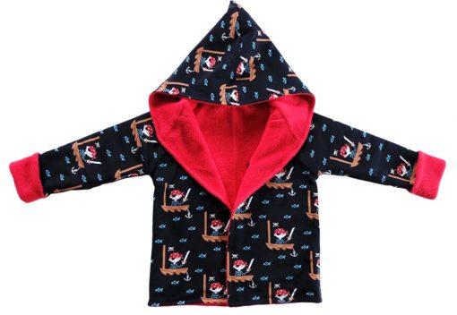 Zierstoff Schnittmuster Shirt Erik Kindershirt Zwergenkapuze