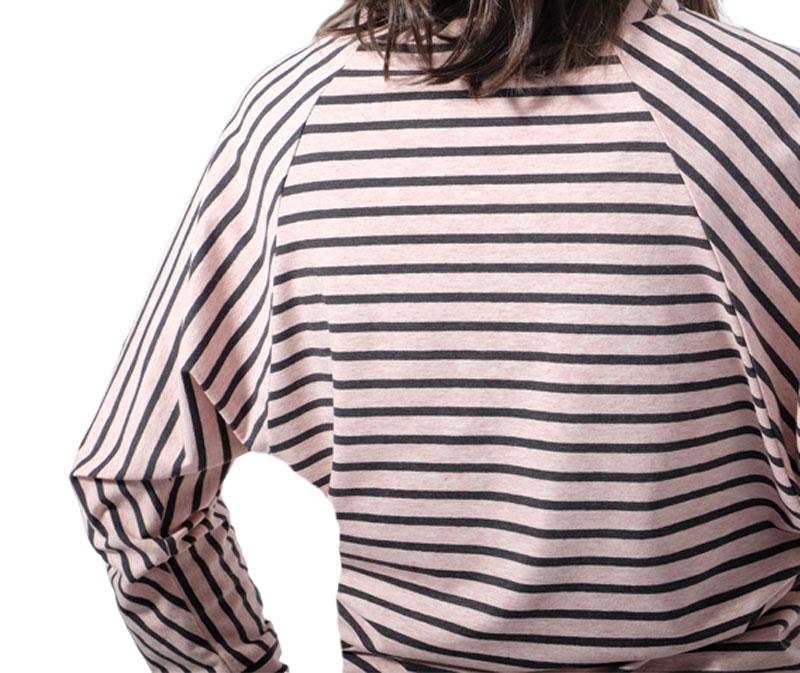 Schnittmuster Shirt Doro für Damen und Mädchen