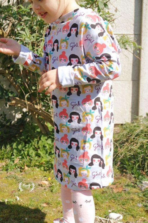 Schnittmuster Kinderkleid Marika Zierstoff5