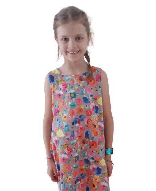 Schnittmuster-Kleid-Tanja-Jersey-Kinderkleid-nähen