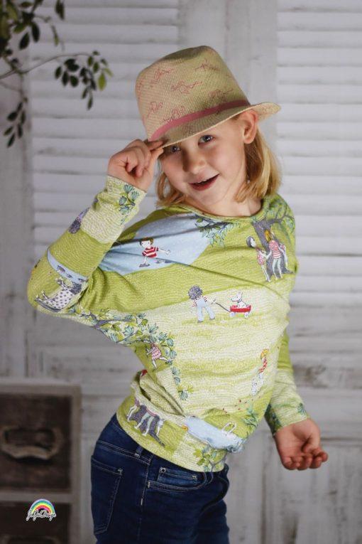 Schnittmuster Shirt Doro Zierstoff02