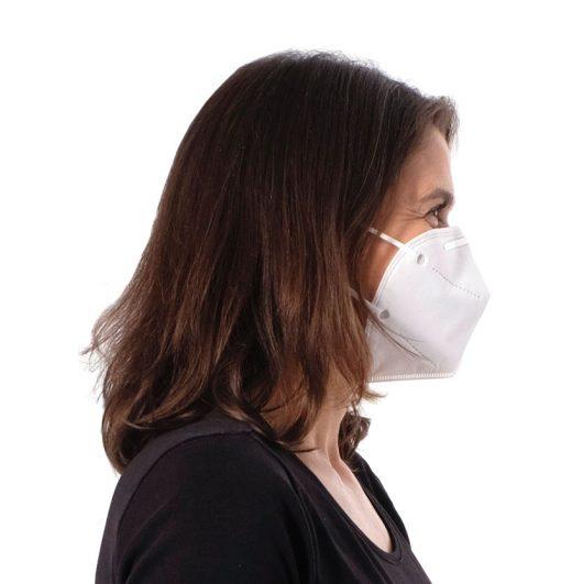 FFP2-Maske-Dame