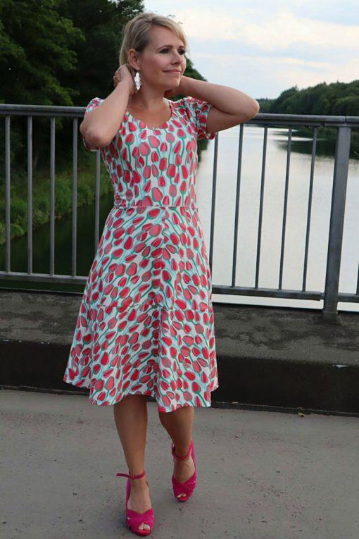 Schnittmuster-Damenkleid-Jerseykleid-Santina-Zierstoff-3