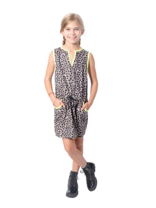 Schnittmuster-Kinderkleid-Mara
