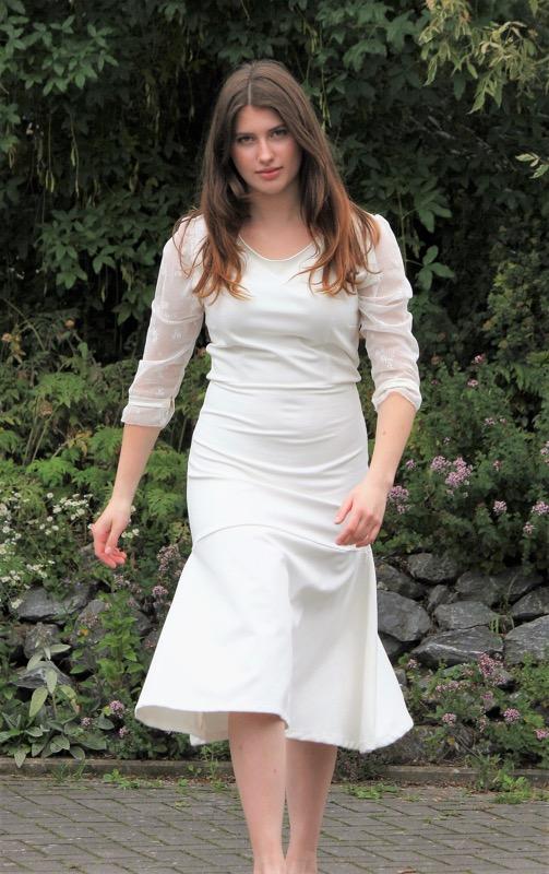Schnittmuster Kleid Santina Damenkleid1
