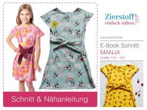 Schnittmuster Kinderkleid Manja Zierstoff09