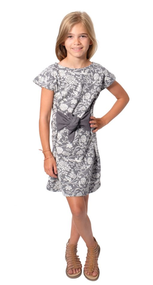 Schnittmuster-Kleid-Manja-Kinderkleid-Schleife