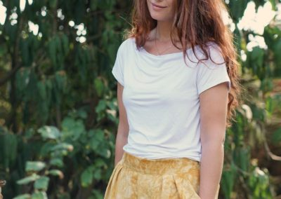 Schnittmuster Shirt Sue und Hose Cosima