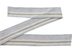 Strickbündchen-Collegebündchen-Silber-Gold1