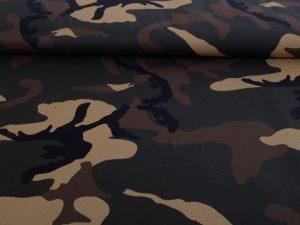 KC0418-028 Baumwollstoff camouflage1