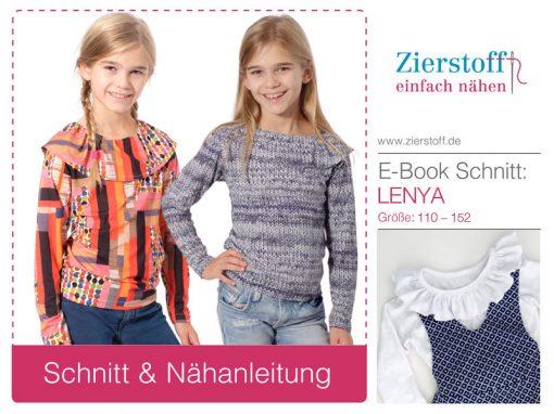 Abbildung Kindershirt Lenya.