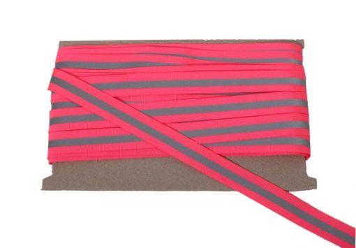 Reflektorenbänder-Streifen-Pink