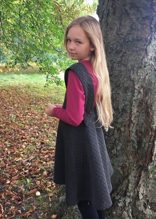 Schnittmuster Kinder Kleid Mabel einfach nähen 1 1