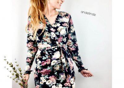 Schnittmuster kLeid Adelina Damenkleid