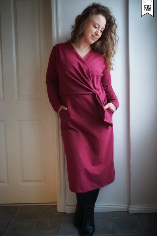Schnittmuster kleid Adelina Denim 2_web