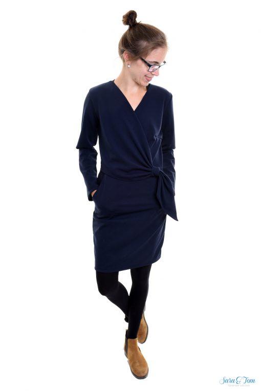 Schnittmuster kleid-Adelina-nähen