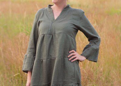 Schnittmuster Kleid Francesca - 6