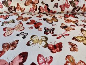 Sommersweat 8441.001 Schmetterling - 1