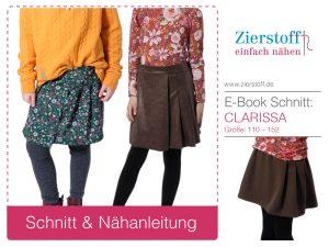 Schnittmuster-Lederrock-Clarissa-1