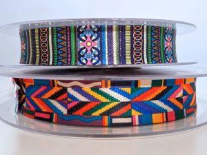 Gurtband bunt Taschenband1