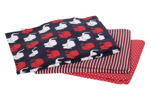 Jersey Paket Elefanten Package rot