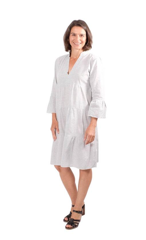 Schnittmuster Kleid Francesca 2