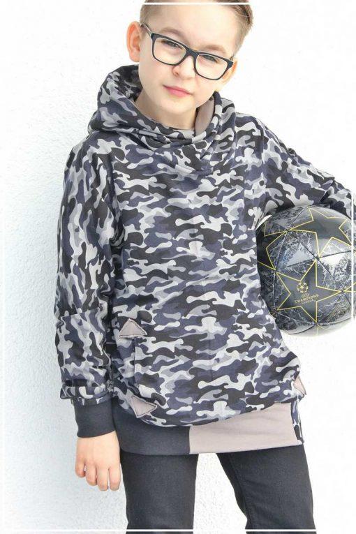 Schnittmuster Shirt Jade Zierstoff
