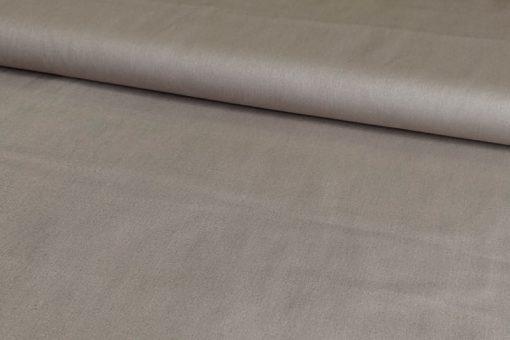Baumwollstoff Fibre Mood Schlamm - 1