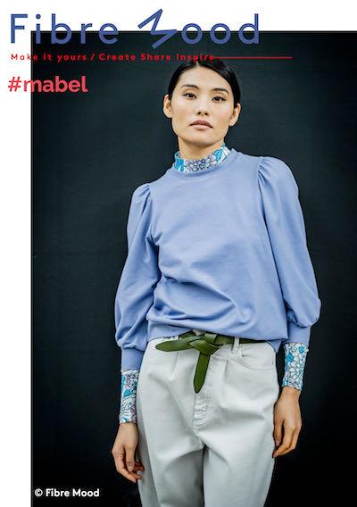 Mabel Shirt Strickdenim Fibre Mood