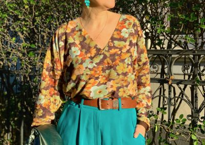Schnittmuster Bluse Peggy - 2