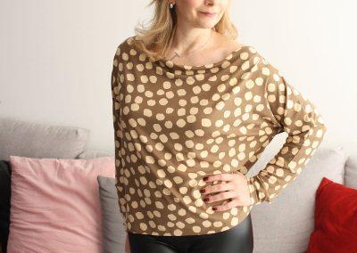 Schnittmuster Shirt Hilda - 7