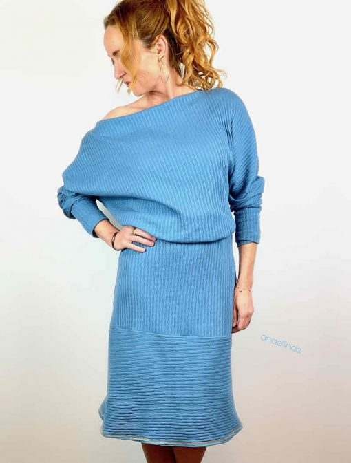 Schnittmuster Shirt Hilda Jacquard - 2