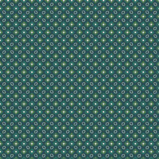 8894.007 Blumen Baumwolle Ornamente