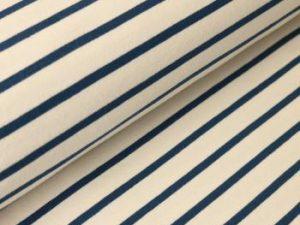 6100-892 Sweatshirtstoff Streifen