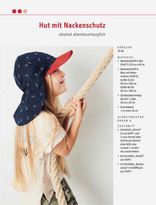 Nähbuch Hüte und Mützen 1 - 1 (1)