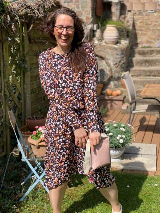 Schnittmuster Kleid Carmen Zierstoff _5