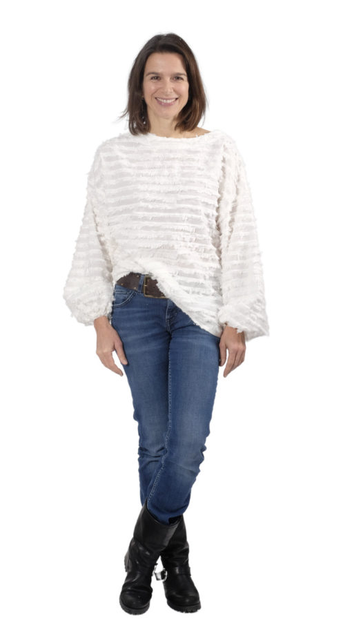 Schnittmuster Shirt Diana Bluse