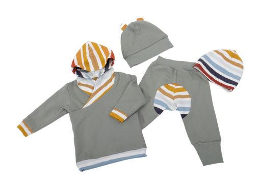 Shirt Wilhelm Hose Lou Schnittmuster Baby